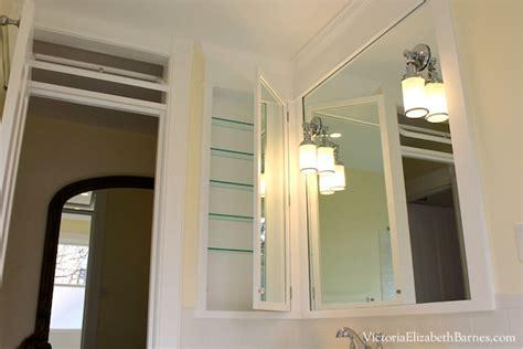 vintage inspired diy bathroom remodel before and after