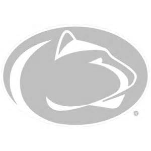 penn state alumni sticker student book store penn state decal quot alogo etched glass quot