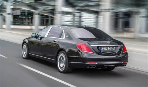 maybach australia mercedes maybach s 600 on sale in australia from 449 000