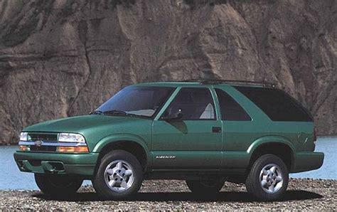 1998 chevrolet blazer specs pictures trims colors cars com 1998 chevrolet blazer oil capacity specs view manufacturer details