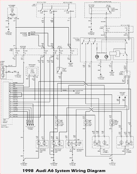 audi a4 ignition wiring diagram wiring diagrams schematics