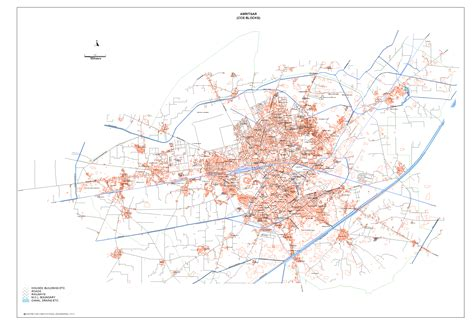 amritsar maps amritsar map amritsar punjab india mappery