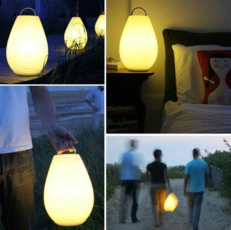 vessel luau rechargeable led l for outdoors technabob