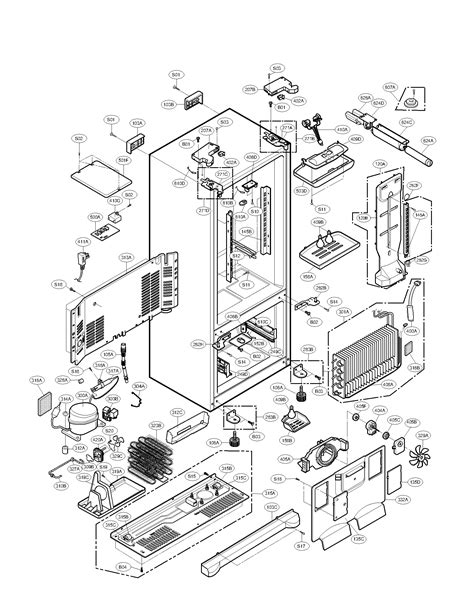 kenmore elite refrigerator diagram refrigerator parts kenmore elite refrigerator parts diagram