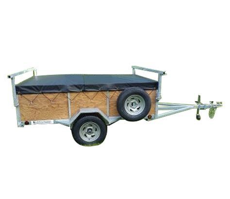 A Place Trailer 1 1 Or 2 Place Canoe Or Kayak Trailer Remackel Trailers Paddling