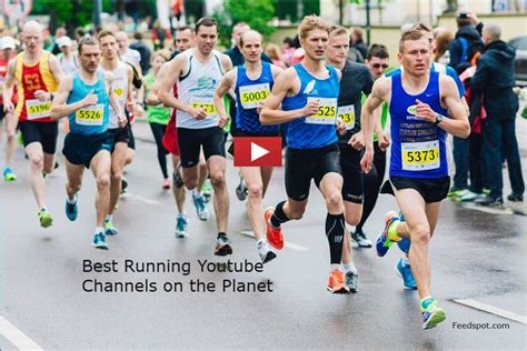 best running top 60 running channels for runners