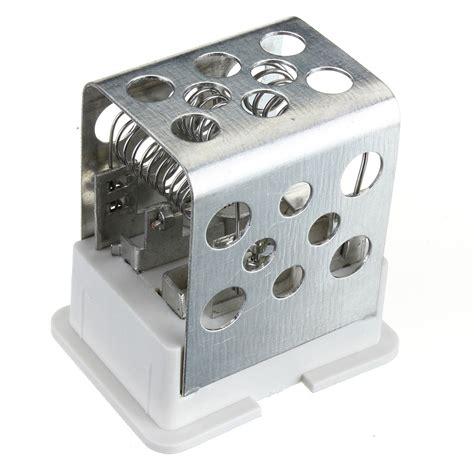heater blower resistor zafira b heater blower motor fan resistor for vauxhall astra g h mk iv 4 5 zafira a mk i on aliexpress