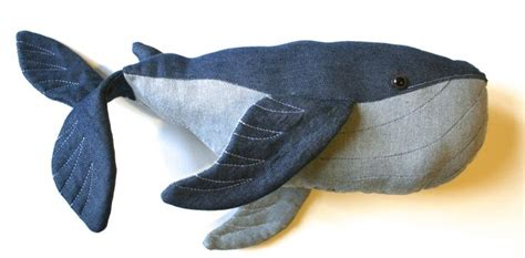 jeans whale pattern sewing gifts denim whales sewing patterns toys and