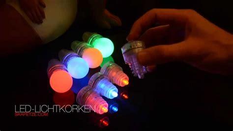 licht skapetze led korken in diversen farben licht design skapetze