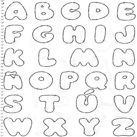 dibujos para colorear p 225 gina web de exploracionazul moldes letras infantiles para imprimir molde de letras