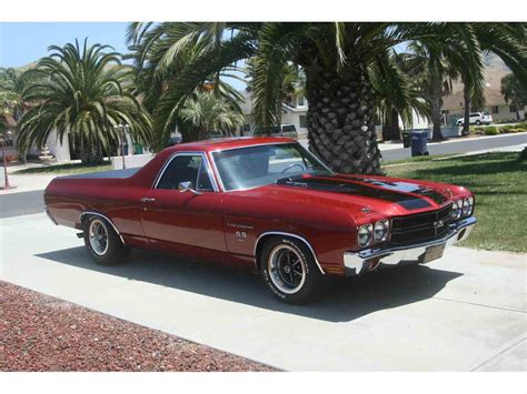 chevrolet el camino for sale 1970 chevrolet el camino ss for sale classiccars