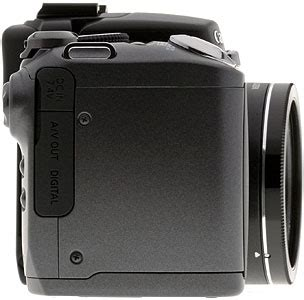 Canon S5 Is Review Design