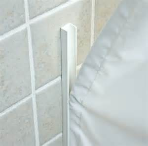 Awning Sealer Deluxe Kit W Beige Shower Curtain Staydry Systems