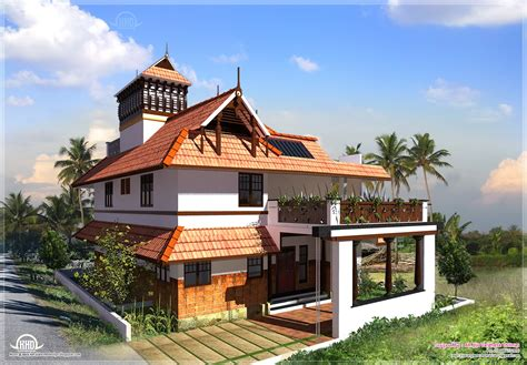 traditional kerala style house designs style house kerala traditional home square feet house plans 6885