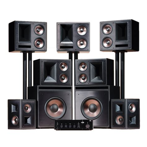 Home Theater Alus Ii speakers home audio headphones klipsch