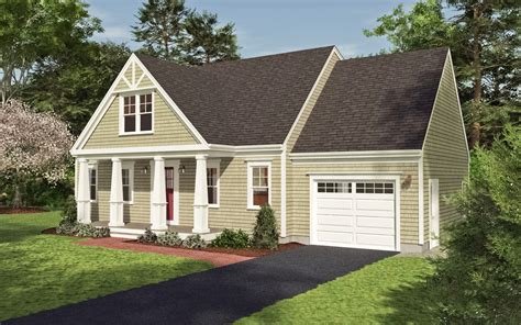 cape cod house plans with porch craftsman style home plans modern house