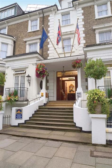 best western swiss cottage hotel londra best western swiss cottage hotel londres royaume uni