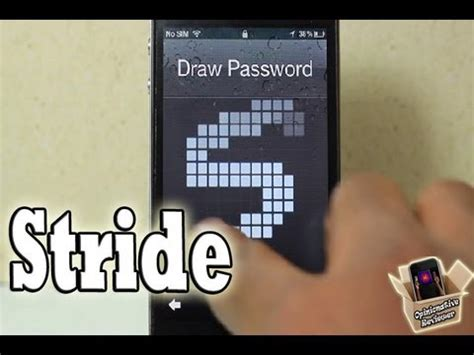 pattern unlock repo awesome device unlock gesture patterns with stride