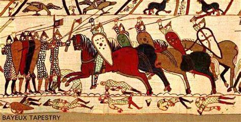 L De La Tapisserie by Tapisserie De Bayeux Reine Mathilde La Normandie