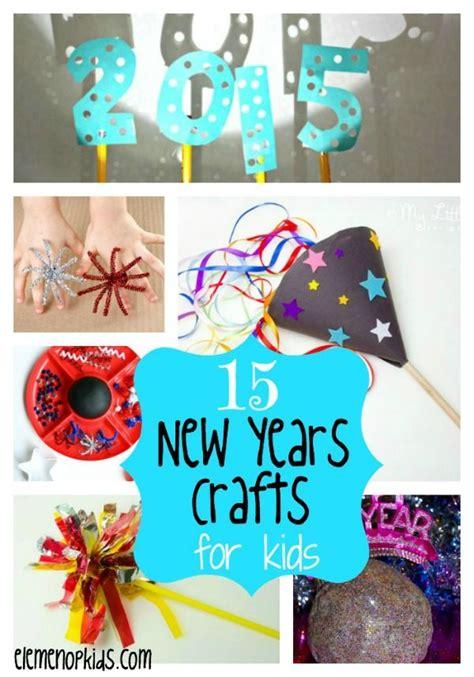 christmas eve crafts for preschool kids 15 new years activities for new years new year s activities