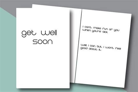 get well card template microsoft word get well card template images template design ideas