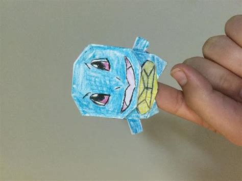 Origami Squirtle - search results origami yoda page 3