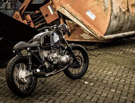 Bmw R65 Motorrad by R65 Cafe Racer And Bmw On Pinterest