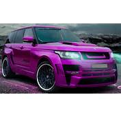101 Modified Cars  Land Rover Range 4th