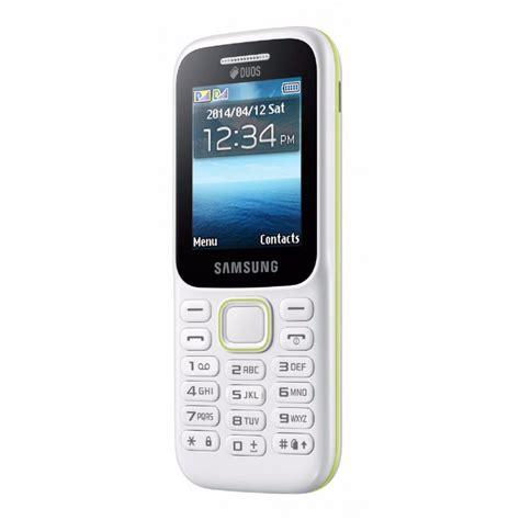 Samsung Sm B310e samsung sm b310e dual sim 2g gsm white