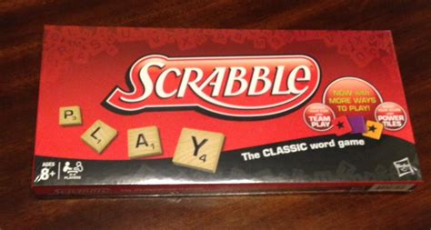scrabble hasbro hasbro scrabble review giveaway who said nothing in
