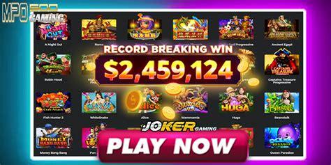 benefit bermain slot  joker gaming mpo  gaming