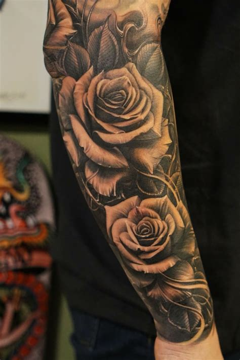 imagenes tatuajes media manga media manga tattoo para hombres tatuajes pinterest