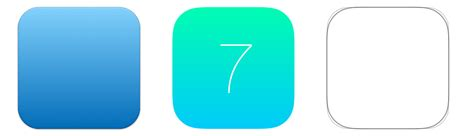 the ios 7 design cheat sheet ivo mynttinen user