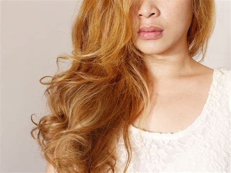 hair wavy how to get big wavy hair with pictures wikihow