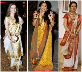 different saree drapes how to wear a saree in 9 different ways for wedding