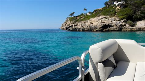 rent a boat mallorca sunchasers licence free boat rental mallorca