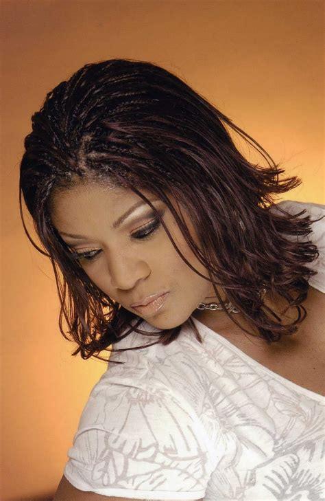 ALL HAIR STYLES: Black Braided Hairstyles 2011