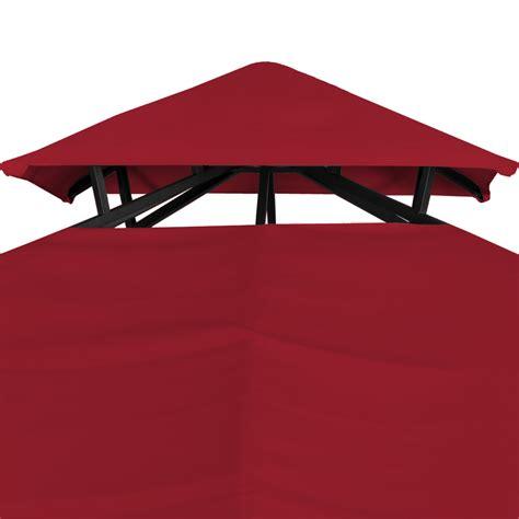 pavillon rot pavillon festzelt zelt partyzelt gartenpavillon gartenzelt