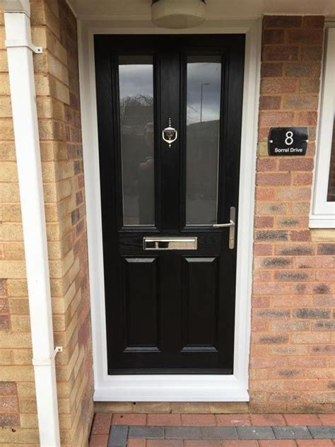Composite Front Door Styles 25 Best Ideas About Black Composite Door On Front Doors Door