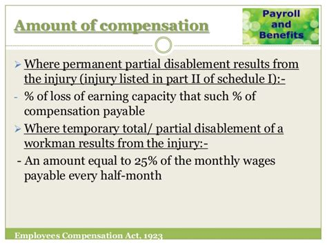 section 60 workers compensation act employees compensation act 1923