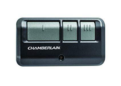 chamberlain liftmaster garage door remote control dandk