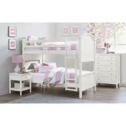 Better homes and gardens lillian twin bunk bed white walmart com
