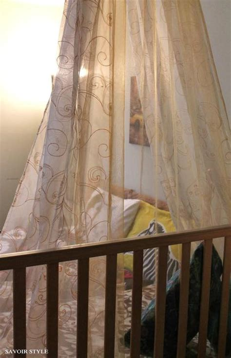 Try Canopy Diy Bed Canopy Paperblog