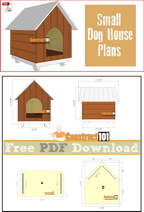 Wood House Plans Pdf