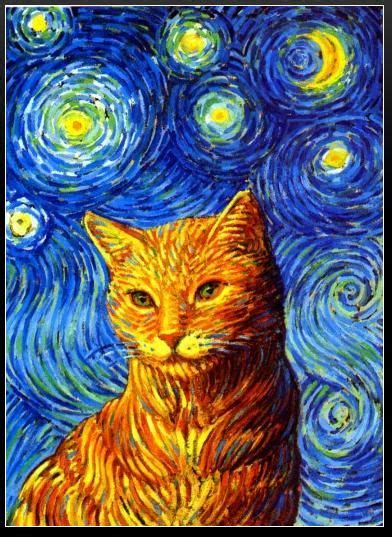 cat painting tips the world s catalog of ideas