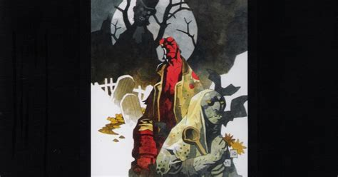 hellboy library edition volume 6 the and the fury and the of hell leituras de bd reading comics hellboy library edition