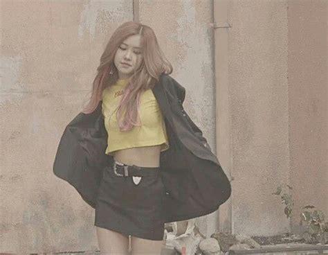 blackpink rose waist girl group idols with ant waists k pop amino
