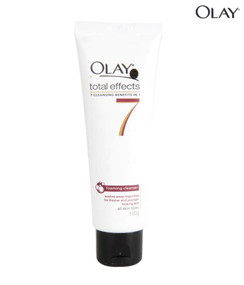 Olay Total Effects Foaming Cleanser rambles