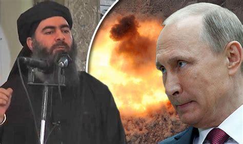 abu bakr al baghdadi isis leader abu bakr al baghdadi killed russia claims