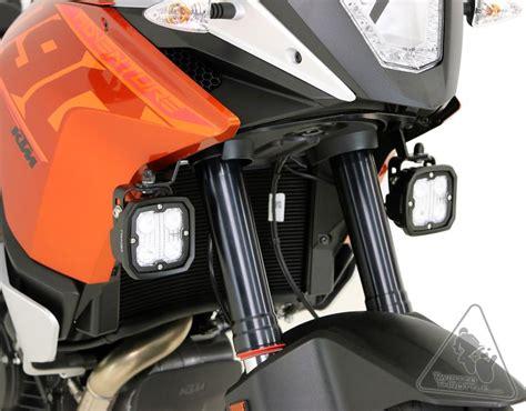 Ktm Light Denali Auxiliary Light Mounts For Ktm 1190 Adventure